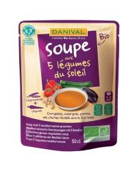 Soupe aux 5 Légumes du Soleil