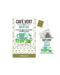 Infusion de Café Vert & Menthe