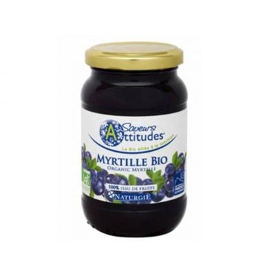 Saveurs Attitudes - Confiture de Myrtille