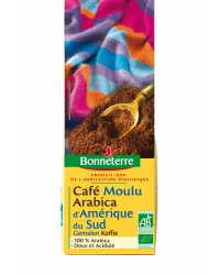 Bonneterre - Café Moulu de l'Amérique du Sud