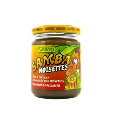 Pate à Tartiner Samba aux Noisettes