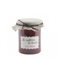 Confiture fraise rhubarbe 230g