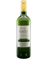 Bordeaux Blanc Château Baratet 2012