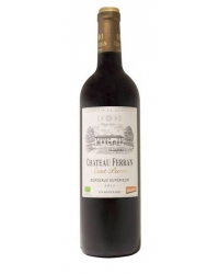 Vin rouge bordeaux 2013 75cl