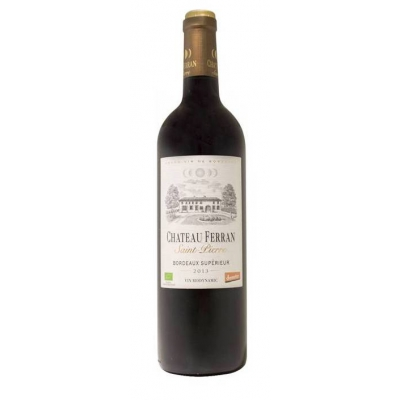 Vin rouge bordeaux 2013 75cl
