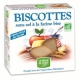 Biscottes bises ss sucre 270g