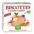 Biscottes à la Farine Complète