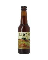 Bière ambrée roc'h brown ale 33cl