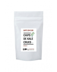 Chips de Kale Crues Ranch