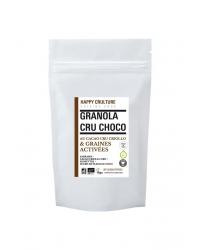 Granola Cru au Chocolat