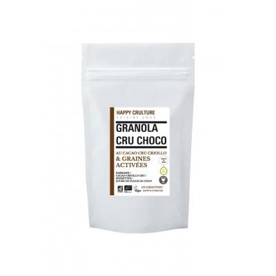Granola cru chocolat 250g