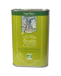 Huile d'Olive non Filtrée en Bidon