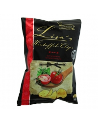 Chips tomate herbes lisa's 110g