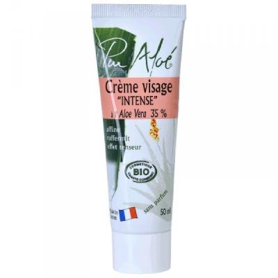 """Crème Visage """"Intense"""""""