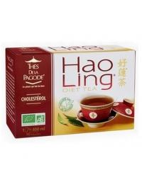 Thés de la Pagode - Thé Hao Ling 30 Infusettes