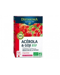 Acerola & goji 24comp