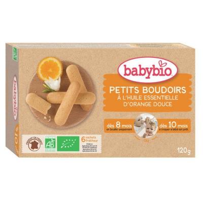 Babybio - Petits Boudoirs dès 8 Mois