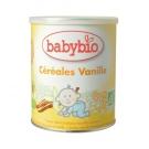 Céréales Vanille