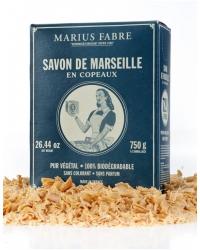 Savon de Marseille en Copeaux