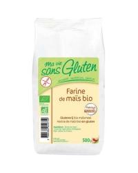 Farine de maïs s/s gluten 500g
