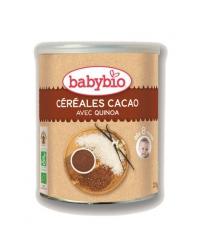Babybio - Céréales Cacao avec Quinoa
