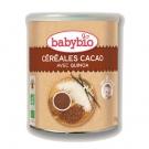 Céréales Cacao avec Quinoa