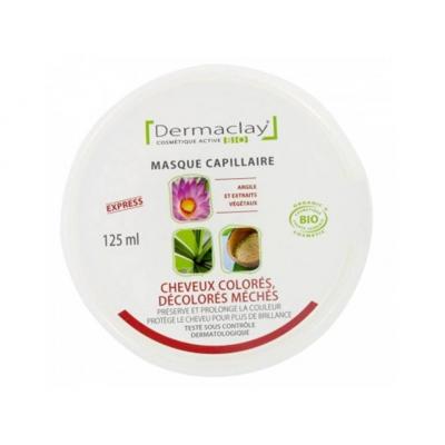Masque capillaire cheveux colorés/méchés 125ml