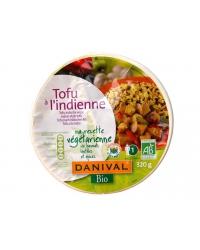 Assiette tofu a l'indienne danival 320g