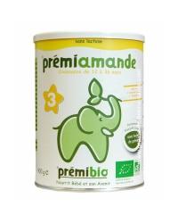 Prémibio - Prémiamande 3 (de 12 à 36 mois)