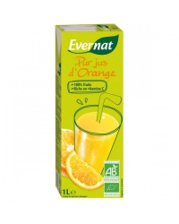 Evernat - Pur Jus d'Orange