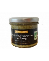 Tartinable Délice de Courgettes Curry