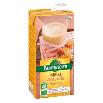 Bonneterre - Boisson Millet Amande Noisette
