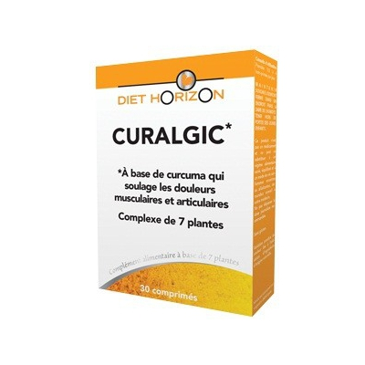 Curalgic 1200mg 30comp