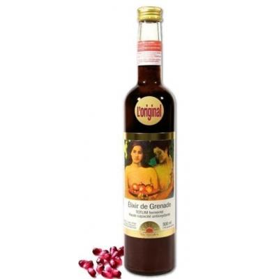 Elixir de grenade dr jacobs 50cl