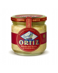 Ortiz - Thon Blanc Germon à l'Huile d'Olive