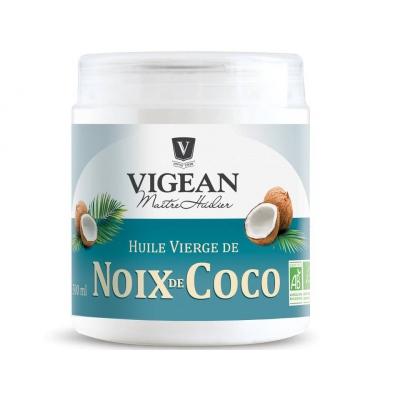 Emile Noël - Huile Vierge de Noix de Coco