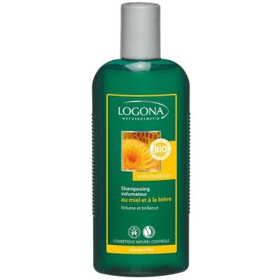 Logona shamp volume miel & bière 250ml