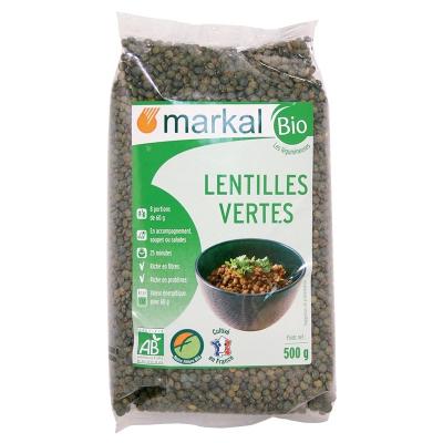 Markal - Lentilles Vertes