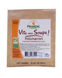 Soupe poudre potimarron quinoa 10g