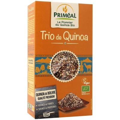 Trio de quinoa primeal 500g