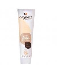 Masque argile blanche tube 100ml