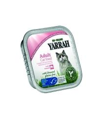 Paté saumon pour chat 100g