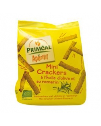 Mini Crackers Olive Romarin