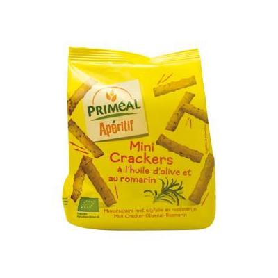 Mini crackers olive romarin 100g
