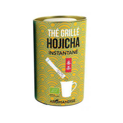 The instantané hojicha 25 sticks