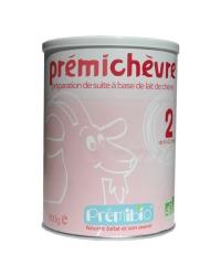 Prémibio - Premichèvre 2 (de 6 à 12 mois)