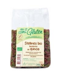 Pâtes Stelline s au Quinoa