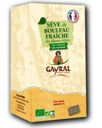 Sève de Bouleau Fraîche non Pasteurisée 2 Litres