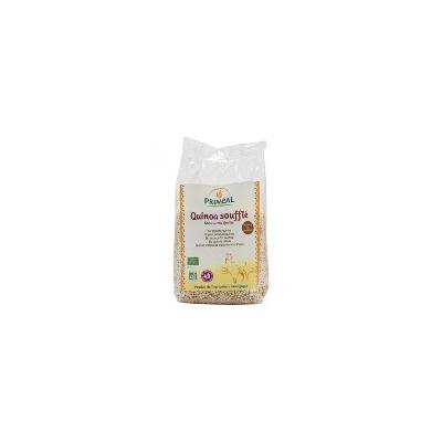 Quinoa Soufflé sans Sucres Ajoutés