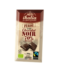 Chocolat Noir 70% Cacao